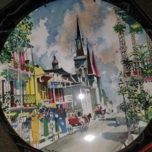 Royal Doulton New Orleans Collectors Plate